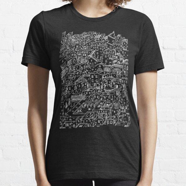 Town City Camiseta esencial