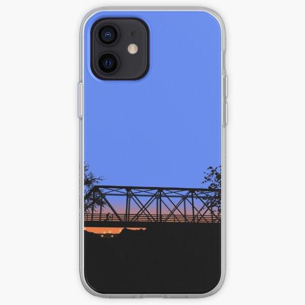 One Tree Hill Bridge iPhone Soft Case