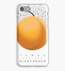 James & The Giant Peach  iPhone Case/Skin
