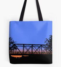 One Tree Hill Bridge Tote Bag