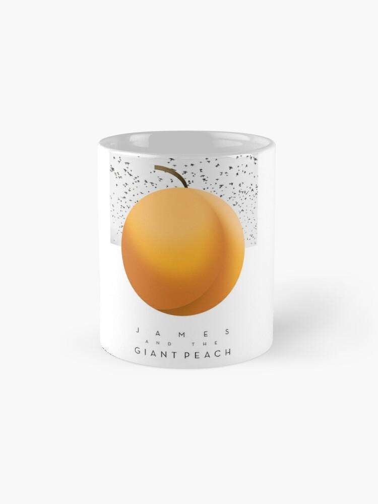 Alternate view of James & The Giant Peach  Standard Mug
