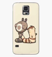 Furry Ferrets Case/Skin for Samsung Galaxy