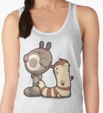 Furry Ferrets Women's Tank Top
