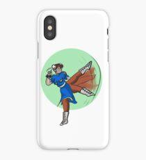Street Fighter- Chun Li iPhone Case/Skin