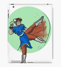 Street Fighter- Chun Li iPad Case/Skin