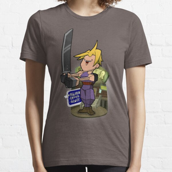 Low poly hero Essential T-Shirt