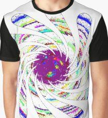 Rainbow Singularity Graphic T-Shirt