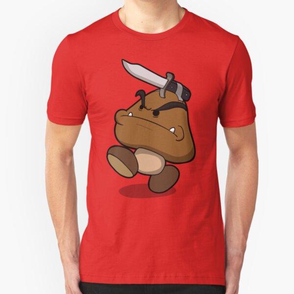 Doomba! Slim Fit T-Shirt