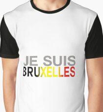 Je suis Bruxelles Graphic T-Shirt
