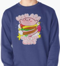 You are what you eat! Pullover