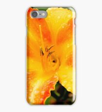 The Perfect Perennial - Yellow Lily iPhone Case/Skin