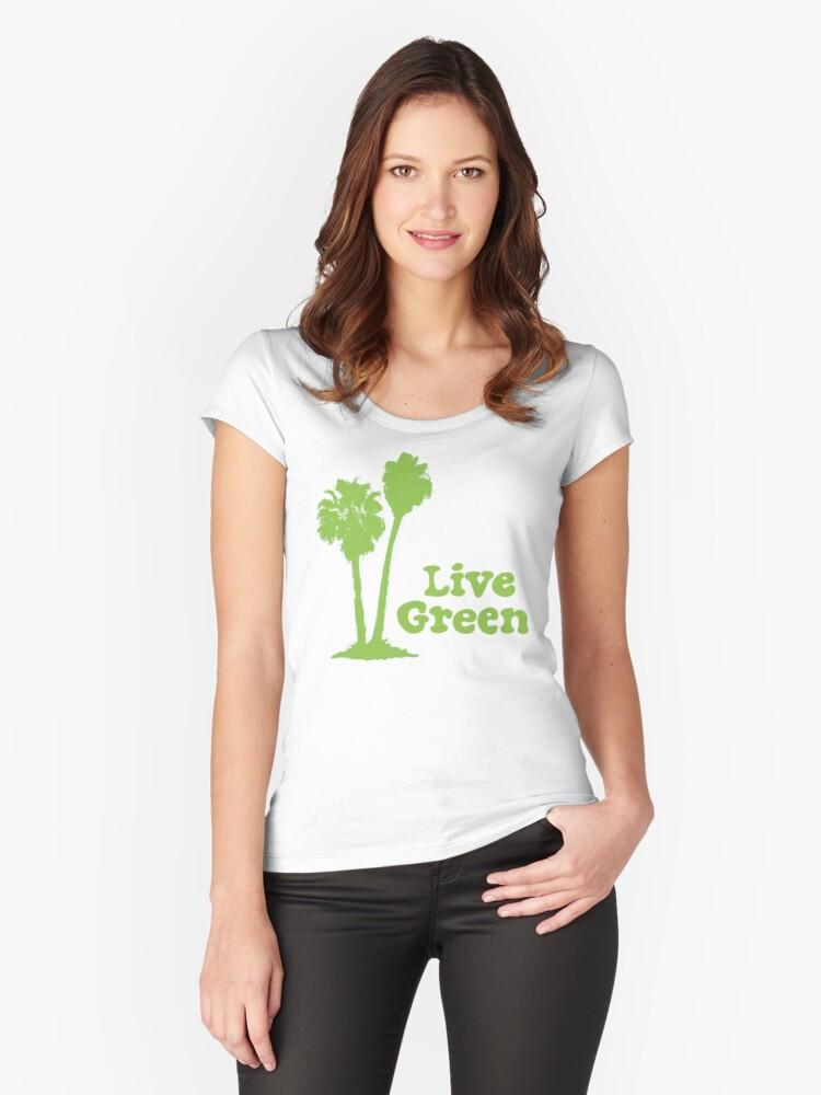 Live Green by ArtVixen