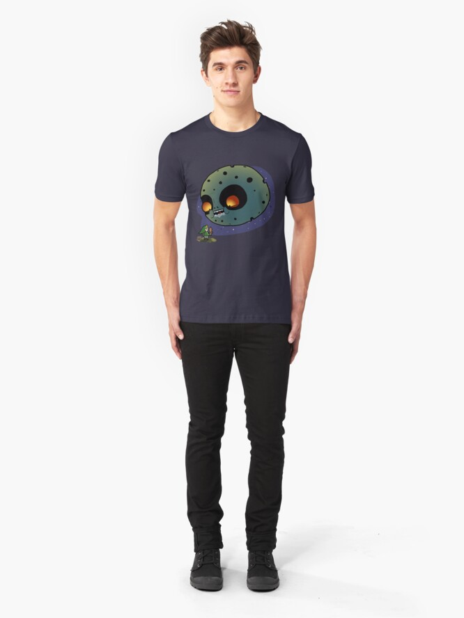 Alternate view of 72 hours remain... Slim Fit T-Shirt