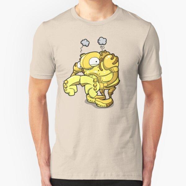 Exterminate... Please...? Slim Fit T-Shirt