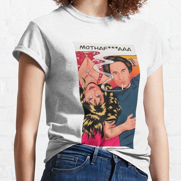 californication pop art mothaf *** aaa Classic T-Shirt