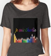 Je Suis Charlie Women's Relaxed Fit T-Shirt