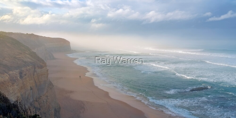 Beach Romance by Raymond Warren
