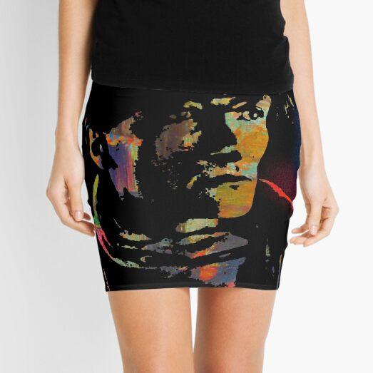 Antonin Artaud Mini Skirt