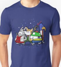 I see 'em up ahead. Let's rock 'n' roll! T-Shirt