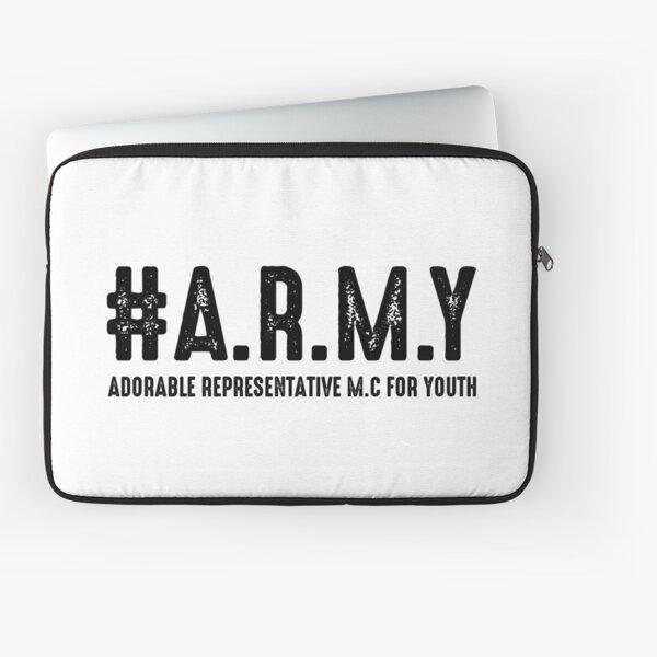 BTS ARMY Housse d'ordinateur