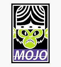 MOJO Photographic Print