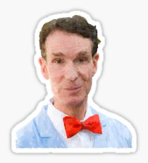 Bill Nye Sticker