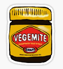 Vegemite- Australia Sticker