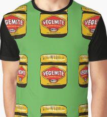 Vegemite- Australia Graphic T-Shirt