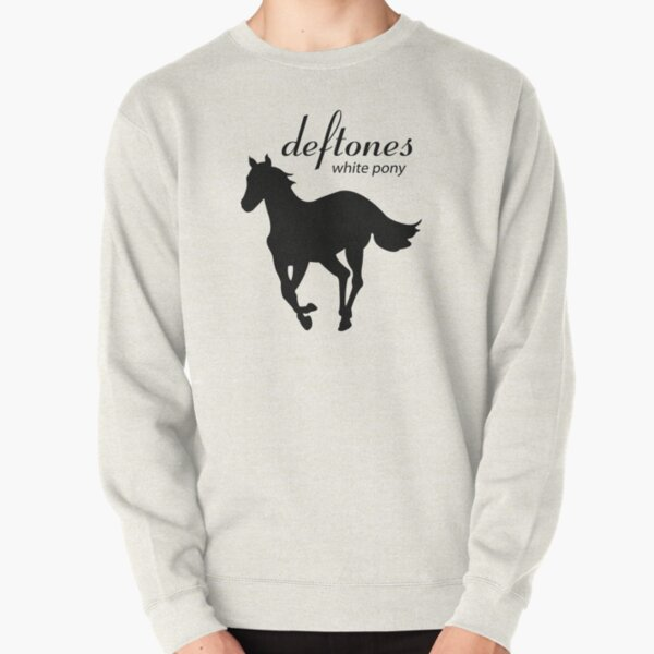 Deftones White Pony Album Cover Band Men Women Unisex Top Sweatshirt Hoodie 141e