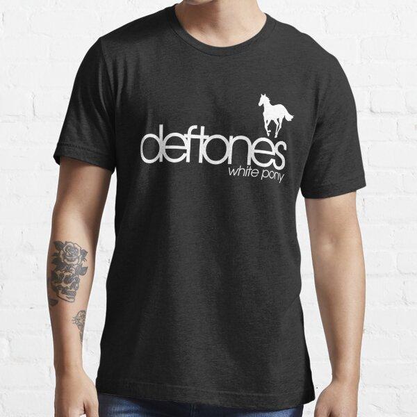 pony blanco ori 2021 korden7 Camiseta esencial