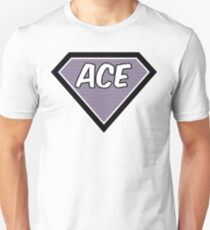 Asexualise Asexual Shielded Design Unisex T-Shirt