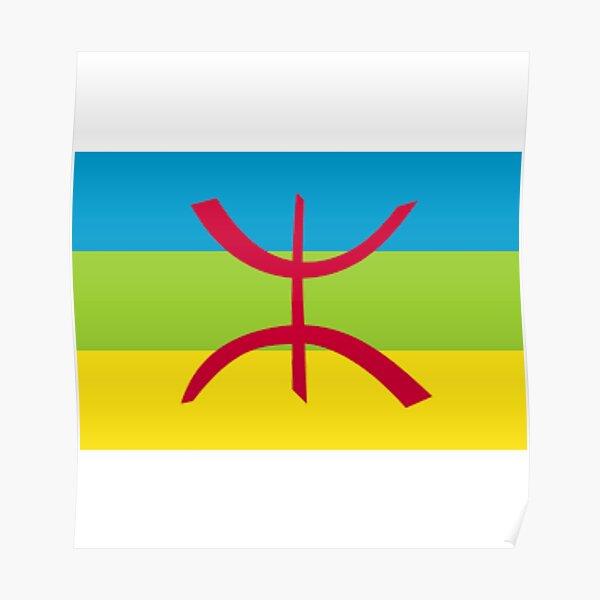 logo amazigh Poster