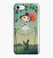 Haunted Mansion Tightrope Walker iPhone Case/Skin