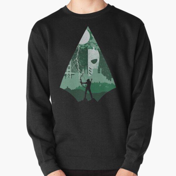 Arrow Deathstroke Pullover Sweatshirt