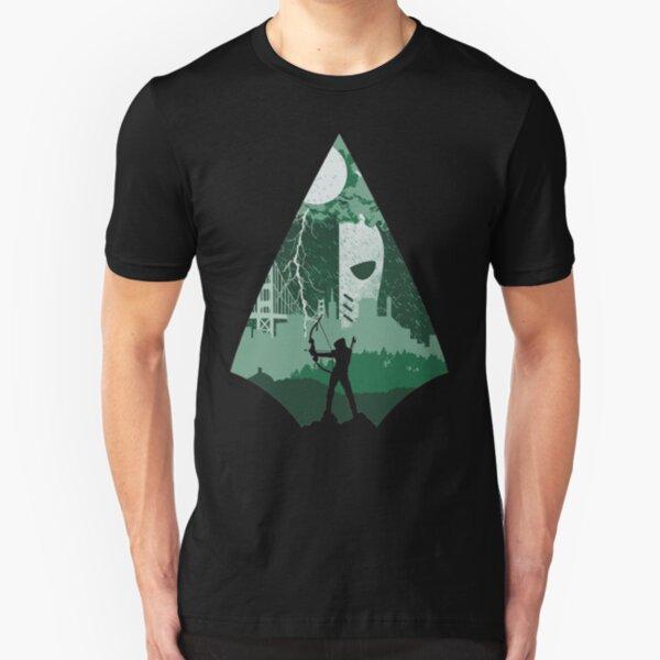 Arrow Deathstroke Slim Fit T-Shirt