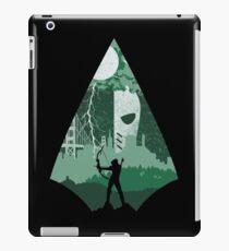 Arrow Deathstroke iPad Case/Skin