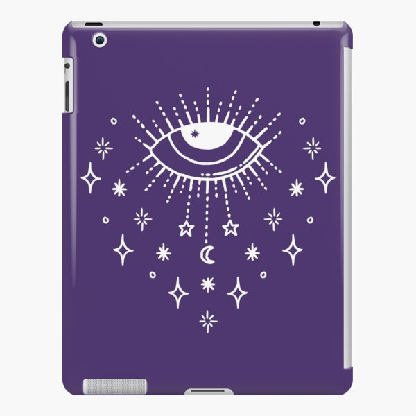 Mystic All Seeing Eye Wiccan Pagan Cheeky Witch® iPad Snap Case