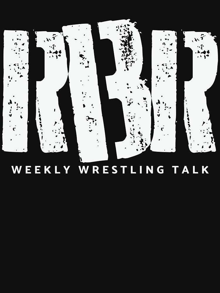 Official RBR Shirt 2016 by rbrwrestling