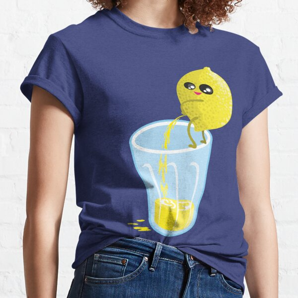 Lemonade Lemon Pee Classic T-Shirt