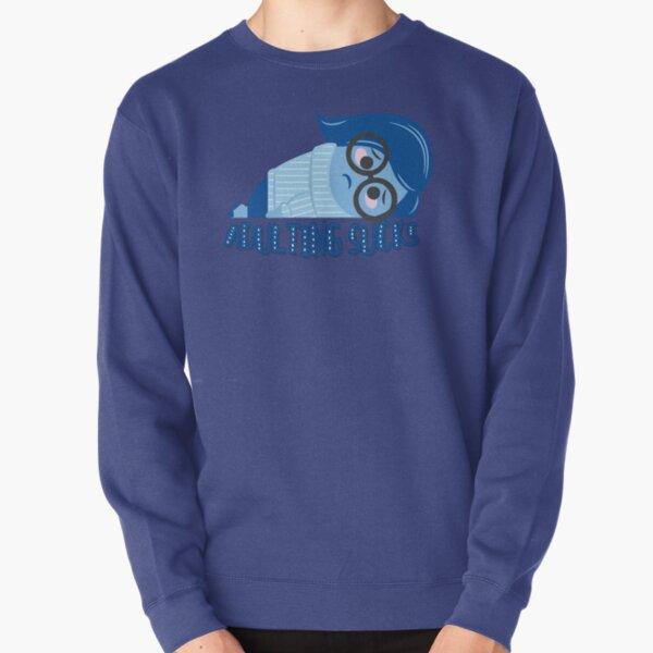 Adulting sucks Pullover Sweatshirt