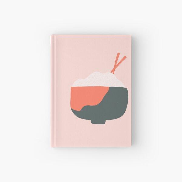 Rice Bowl Hardcover Journal