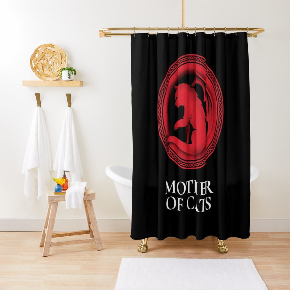 Mother Of Cats! Shower Curtain
