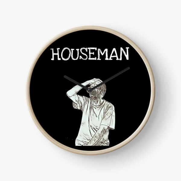 Househusband Clock