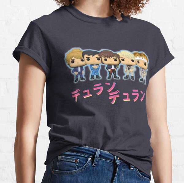 DURAN DURAN JAPAN Classic T-Shirt