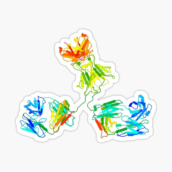 Antibody Sticker