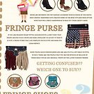 fringe shoes by fringeheels