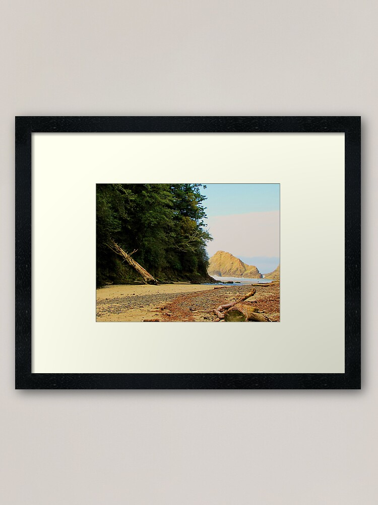Alternate view of Florence, Oregon Framed Art Print