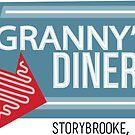 «Granny's Diner - Érase una vez» de SarGraphics