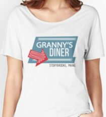 Granny's Diner - Once Upon a Time Women's Relaxed Fit T-Shirt