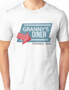 Granny's Diner - Once Upon a Time Unisex T-Shirt
